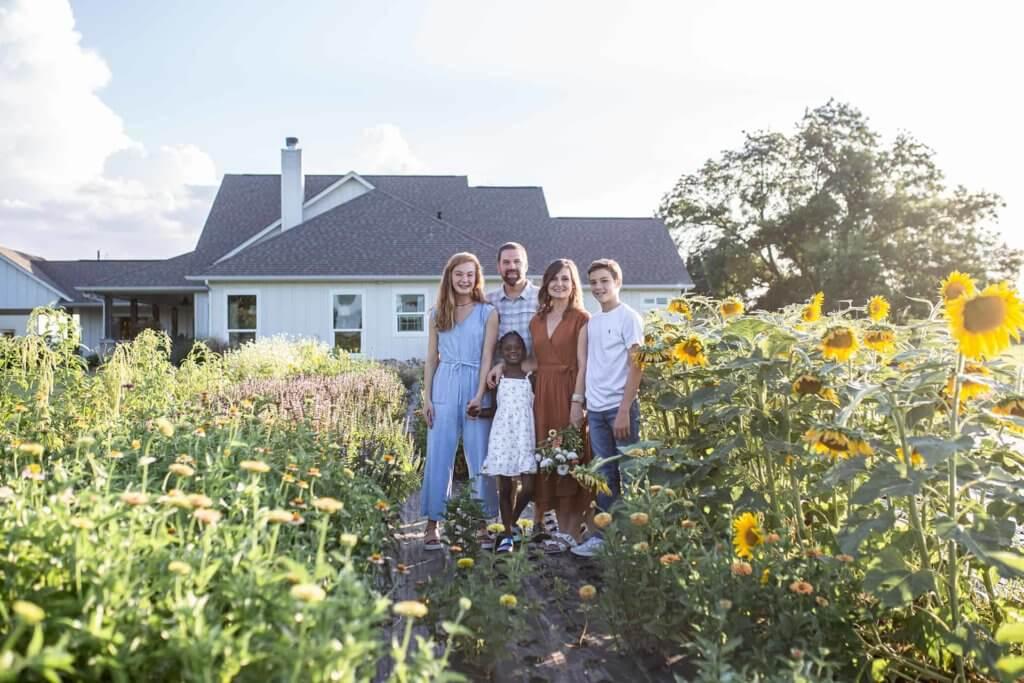 Stutler Family Stephenville, TX Flower Bouquets